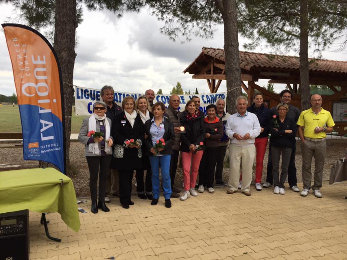 Le golf de l ecole de l air de salon de provence - Ecole de l air de salon de provence ...